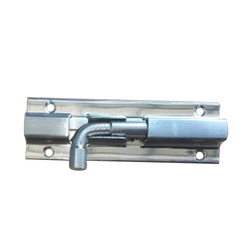 U-Square Mirror Door SS Tower Bolts