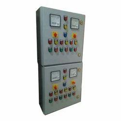 Electric Motor Starter Control Panel