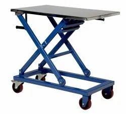 Hydraulic Scissor Lift Trolley Table