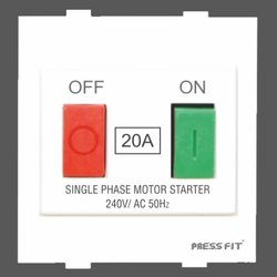 Press Fit One Modular Motor Starter (Single Phase Motor Starter)