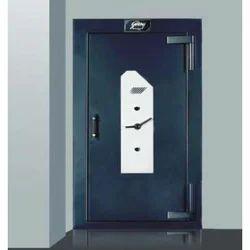 Metal Defender Strong Room Door