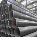Round Mild Steel Seamless Pipe, Length: 6m, Packaging Type: Loose