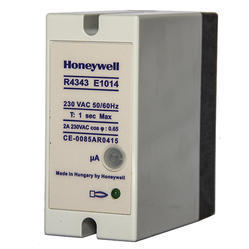 Honey well Honeywell Flame Detector Relays R4343, 230 Vac