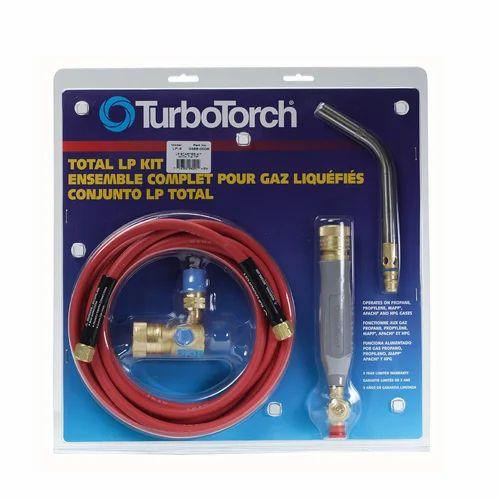 Self Lighting Hand Torch w// Hose Kit for MAPP Propane Propylene LPG