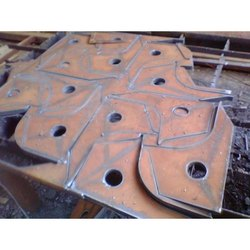 Mild Steel Cutting Plate, For Industrial, Thickness: 200 mm