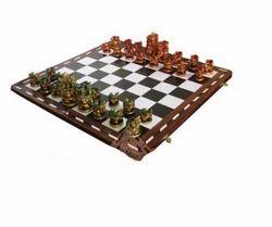 Wooden Designer Chess Board