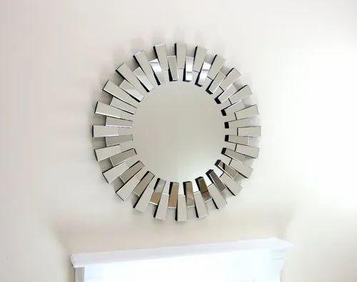 Modern Designer Looking Mirror For, Modern Mirror Design For Living Room