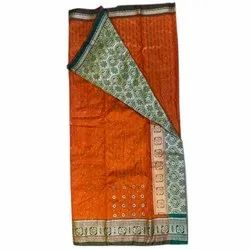 Jay Malhar Bridal Silk Saree