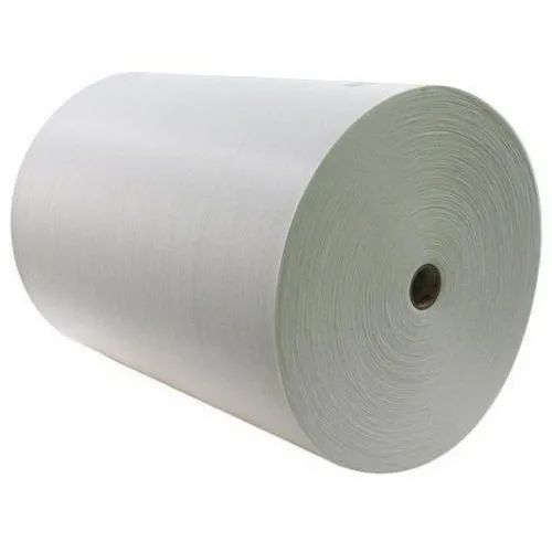 Poly Coated Chromo Paper, Packaging Type: Roll, GSM: 50-150
