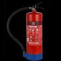 6 Kg Ss Sp Chrome ABC Powder-Based Portable & Wheeled Extinguisher