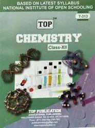 Nios Help Books - Nios Class 12th Chemistry (313) Guide Book in English Medium