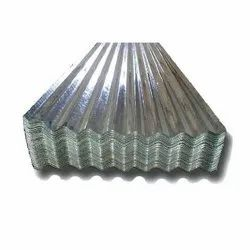 Galvanized Plain Corrugated Sheet