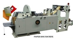 Plastic Non Woven Fabric Bags Bags Machine