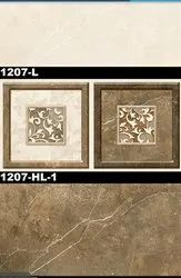 Multicolor Ceramic Wall Tiles, Packaging Type: Box