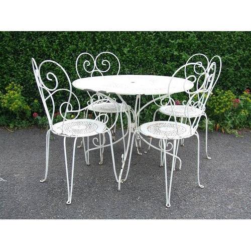 Wrought Iron Furniture At Rs 300 Kilogram Wrought Iron Garden