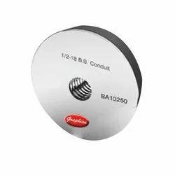 2 Inch BS Conduit Thread Ring Gauges