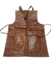 Vintage Goat Leather Apron