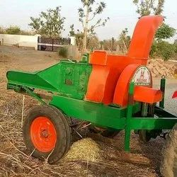 High Speed Tractor Operated Chaff Cutter