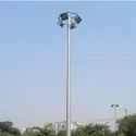 AC LED High Mast 100w