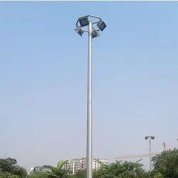 AC LED High Mast 100w