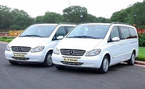 e31d1792ee 8 Seater Viano Van Rental Service in Chirag Delhi