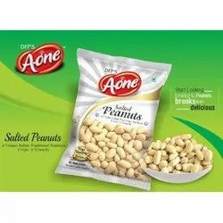 Salty Aone Salted Peanuts, Packaging Size: 60 gm and also in 1 kg, Packaging Type: Packet