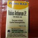 Rabies Antiserum IP