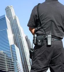 Electronic Security Service For Hotel