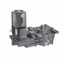Cast Iron, Aluminium Grey 0.12KW-7.5KW Geared Motors