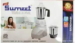 Sumeet Mixer Grinders, 501 W - 750 W
