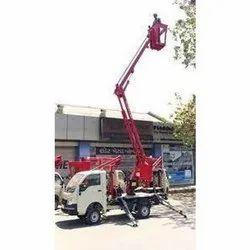 15 Meter Hydraulic Sky Lift Machine