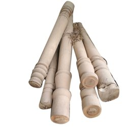 Wooden Designer Column