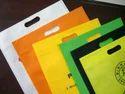 Printed Non Woven D Cut Bag