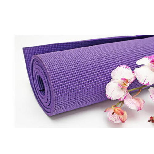 Rubber Plain Yoga Mat, 6mm And 4, Rs 260 /piece, Mangal