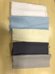 100 % Cotton , 400 TC , Plain Sateen ,Combed Fabric , Oeko-Tex Processed