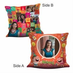 Square Pillow Photo Printed Services