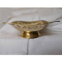 Square Brass Bowl