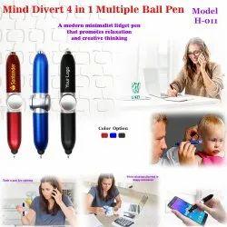 4 in 1 Multiple Ball Pens