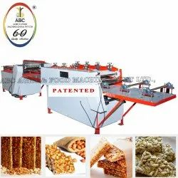 Palli Patti Chikki Making Machine