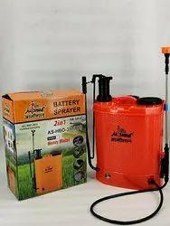 2 in 1 Battery Sprayer