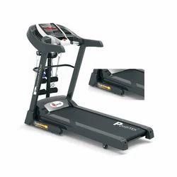 Multifunction Motorized Treadmill -Auto Lubrication