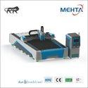 Mehta Single Phase Fiber Laser Metal Cutting Machine Gloria Rx 1530