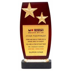 MG-207 2 Star Promotional Trophies