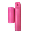 Pink Plastic Broom Handle Cap