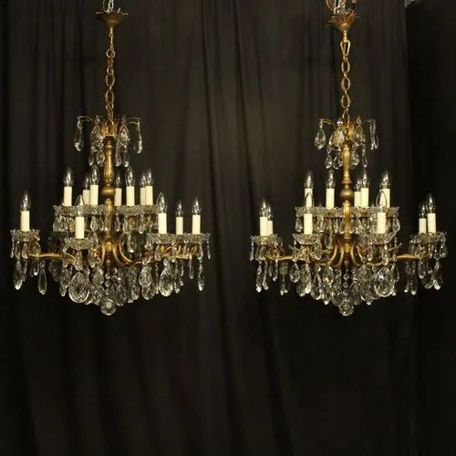 reputable site 54397 b057f Double Chandeliers