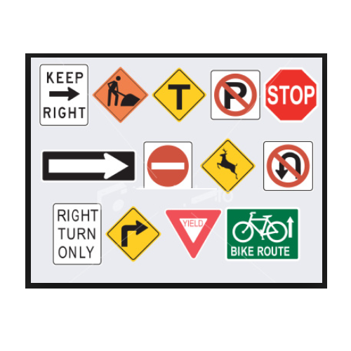 Display Signs Road Safety Signs Wholesale Trader From
