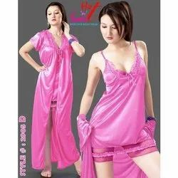 Ladies Two Piece Stylish Nighty
