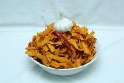 Garlic Ribbon Pakkoda, Packaging Type: Bag