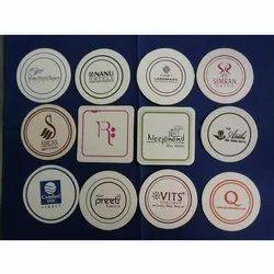 Hotel Coasters