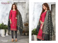 Nayaab Banarasi Dupatta Suit